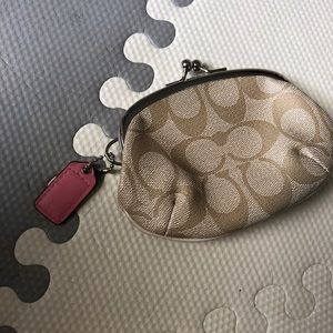 Coach Bags - Coach coin purse